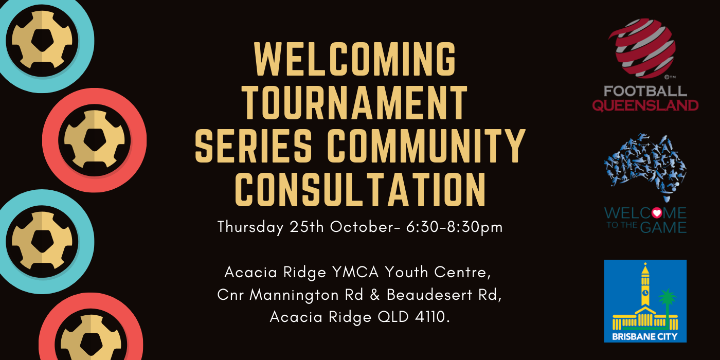 Welcoming Tournaments 2019 Community Consultation