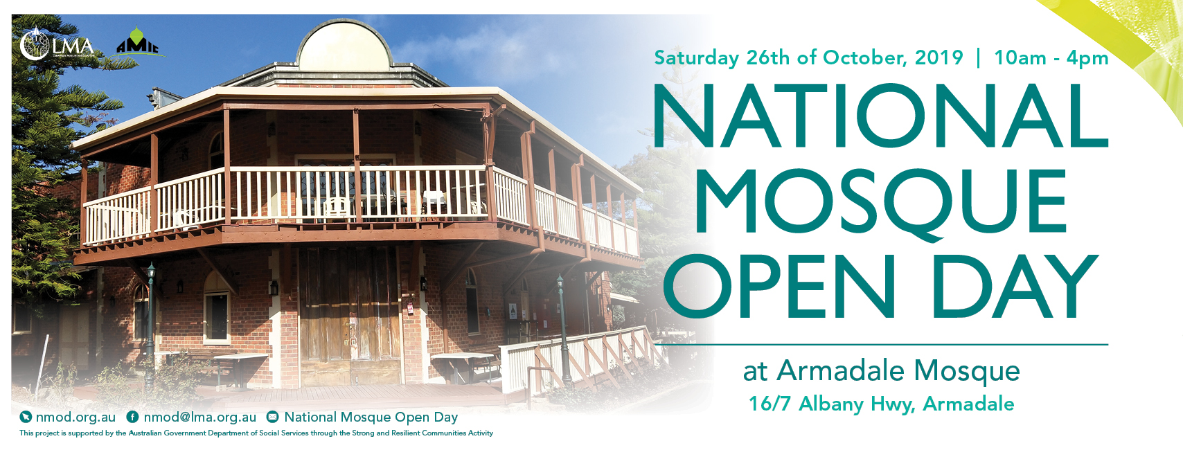 Armadale Masjid Open Day