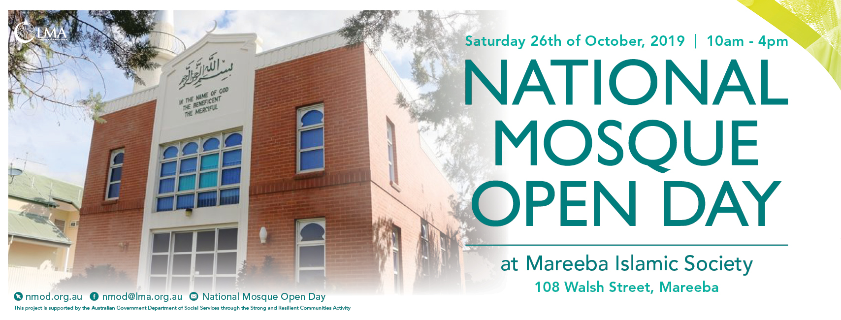 Mareeba District Mosque Open Day