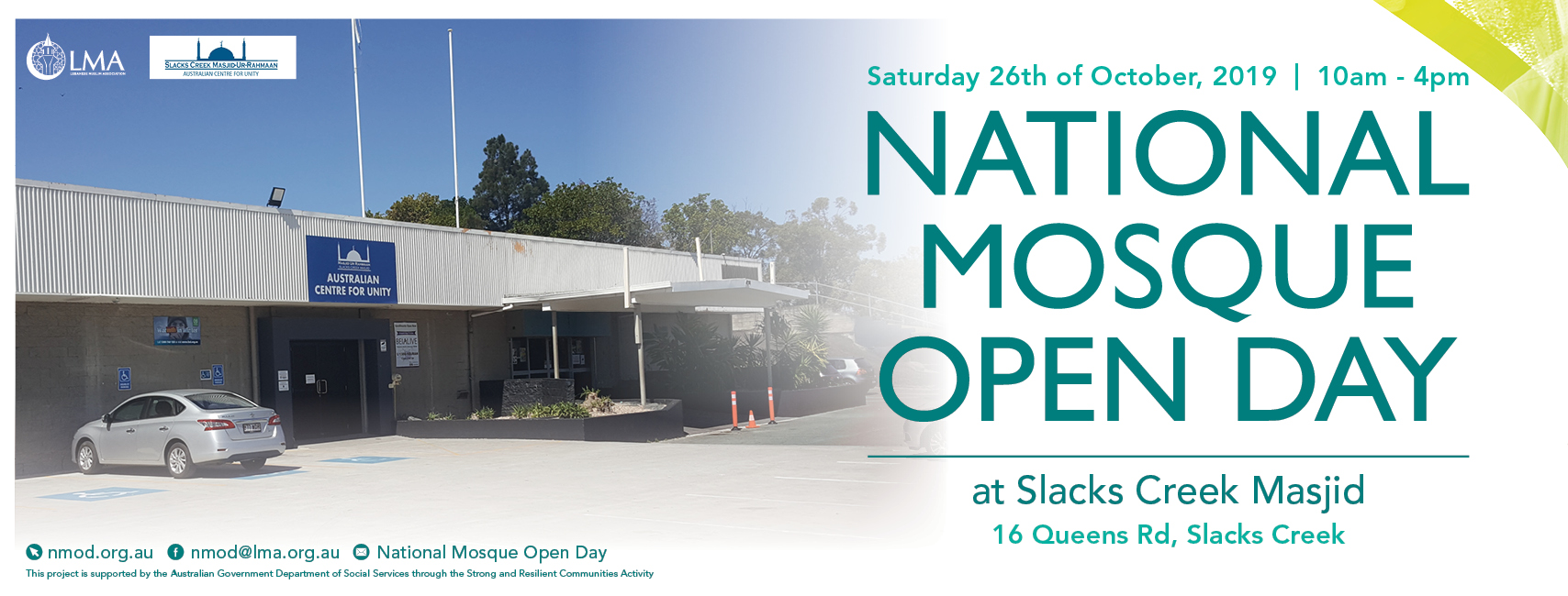 Slacks Creek Mosque Open Day
