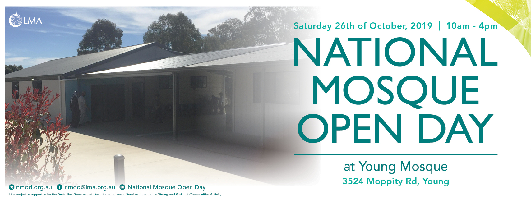 Young Mosque Open Day