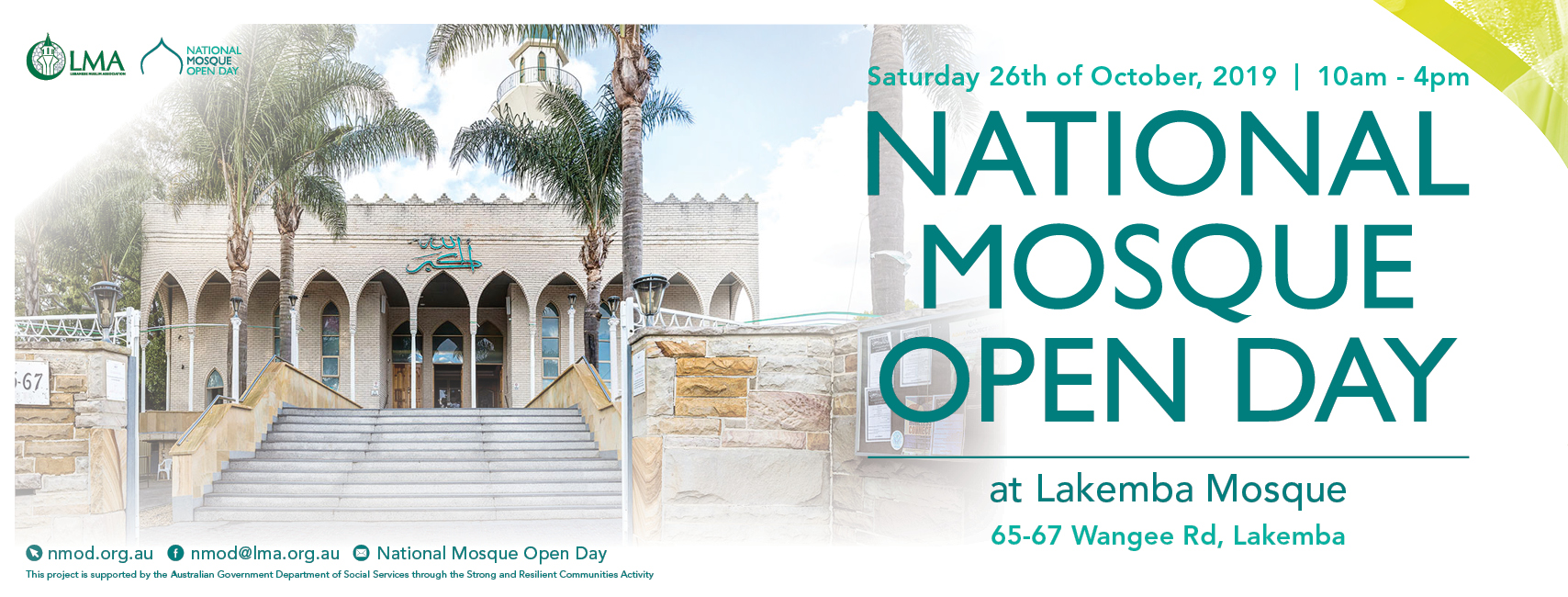 Lakemba Mosque Open Day