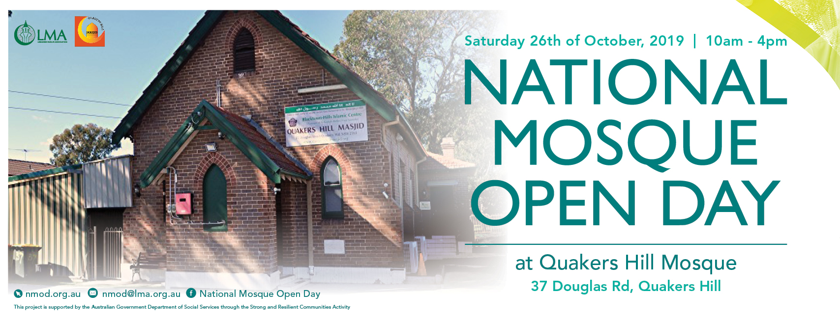Quakers Hill Mosque Open Day
