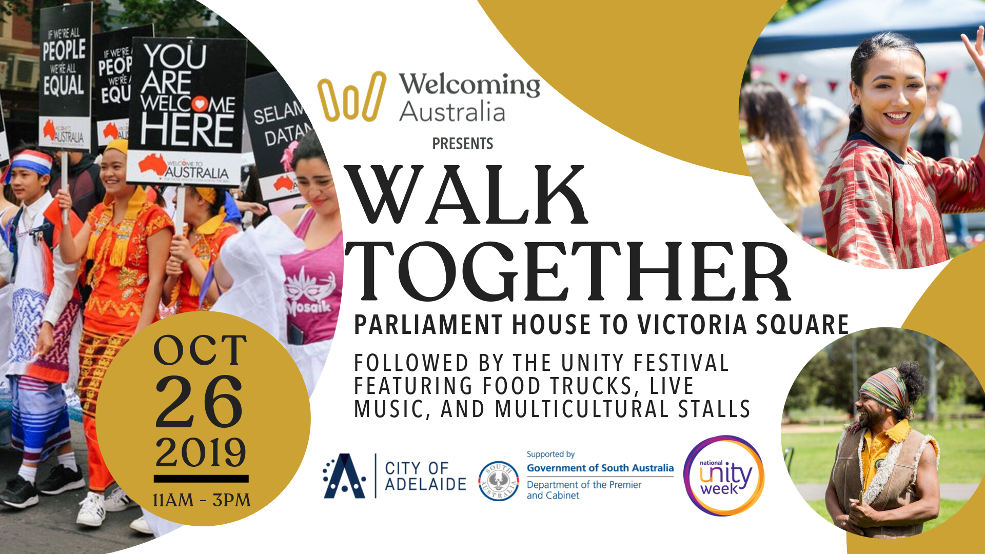 Walk Together Adelaide