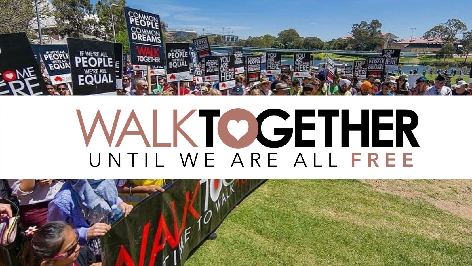 Walk Together – Southport QLD 2021